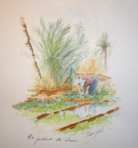 Le jardinier de Kheira 2