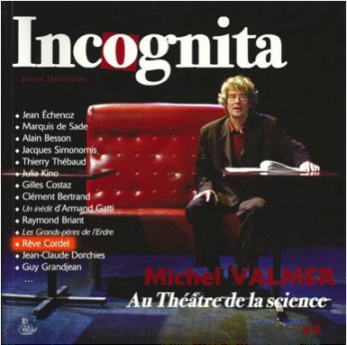 Revue d'art Incognita